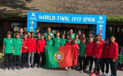 Footkart presente no maior torneio de futebol de formação mundial