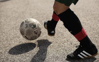 Comitiva de Santarém participa na final do torneio de Futebol de Rua nos Açores