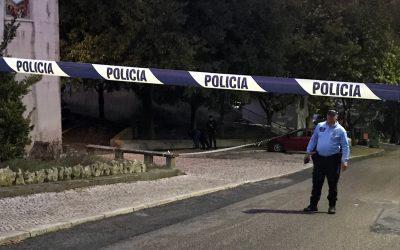 PSP evacua rua em Santarém devido à presença de granada de sinalização