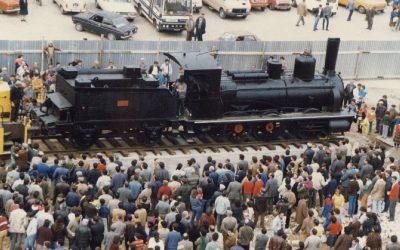 Entroncamento assinala 163 anos da primeira viagem de comboio
