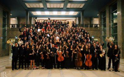 Orquestra Académica da Universidade de Lisboa no Convento de S. Francisco