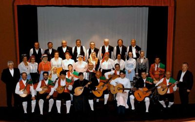 Orquestra Típica Scalabitana apresenta-se no Teatro Taborda