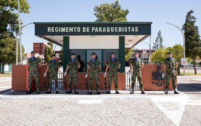 Sargento do Regimento de Paraquedistas de Tancos condenado por tráfico de armas
