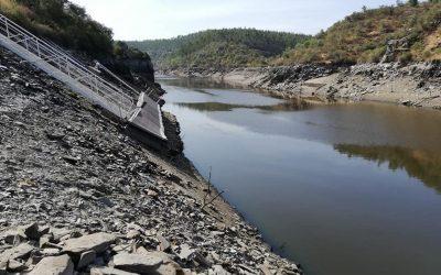 """Movimento proTejo diz que Espanha """"voltou a não cumprir"""" caudais acordados para o rio"""