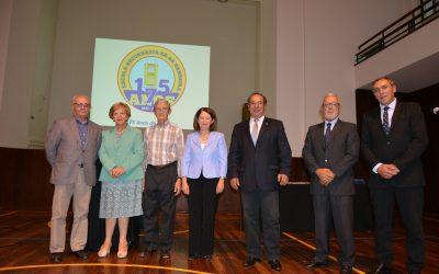 VÍDEO | Escola Secundária Sá da Bandeira presta homenagem a antigos Presidentes e Directores
