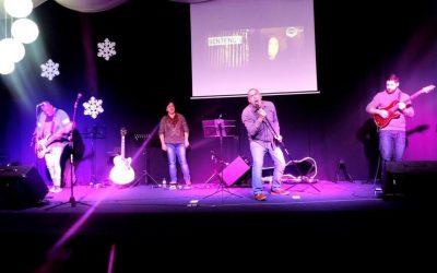 Seedsband comemora 20 anos com concerto no Centro Cultural do Cartaxo