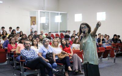 Semana da Saúde promove sessão sobre o aleitamento materno e alerta para os perigos do tabagismo