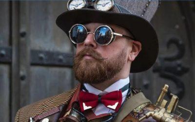 'Steampunk' invadiu o Entroncamento para 3 dias de animação