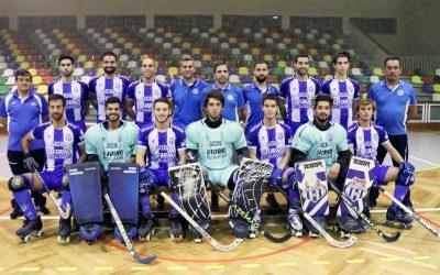 Tigres de Almeirim alcançam primeira vitória na 1ª divisão de Hóquei em Patins