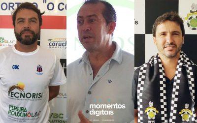 Coruchense, Mação e Samora Correia trocam de treinador