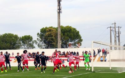 União de Santarém goleado em casa pelo Praiense por 4-1