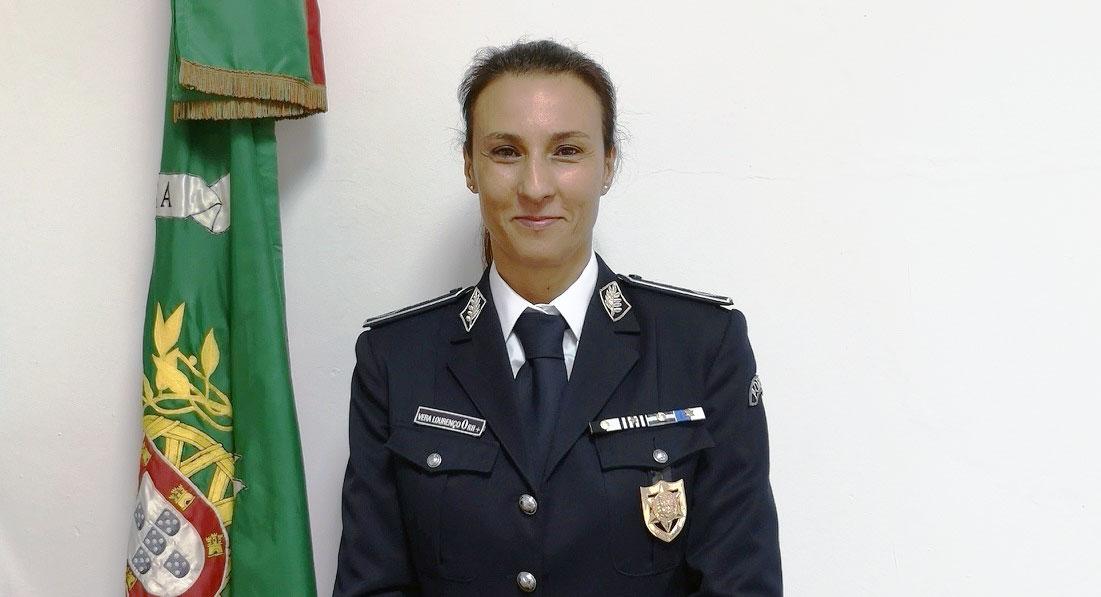 Intendente Vera de Sousa nomeada 2º Comandante do Comando Distrital de Santarém da PSP