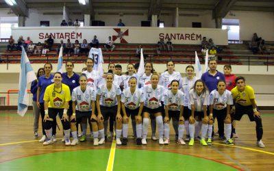 Seniores femininos do Vitória de Santarém seguem em frente na Taça de Portugal