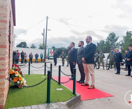Chamusca presta homenagem aos ex-combatentes do concelho