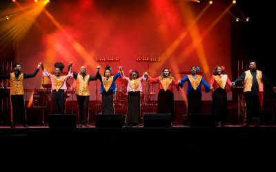 Harlem Gospel Choir no Teatro Virgínia