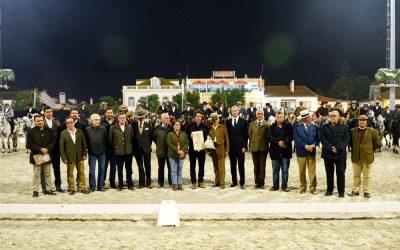 VÍDEO | Golegã presta homenagem ao cavaleiro Joaquim Bastinhas