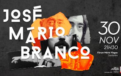 Fórum Mário Viegas presta homenagem a José Mário Branco