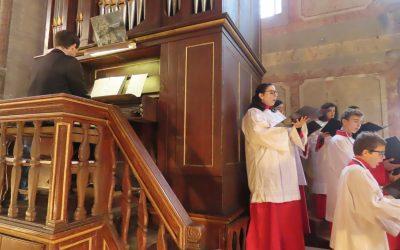 II Festival de Órgão de Santarém encerrou com missa dominical na Catedral