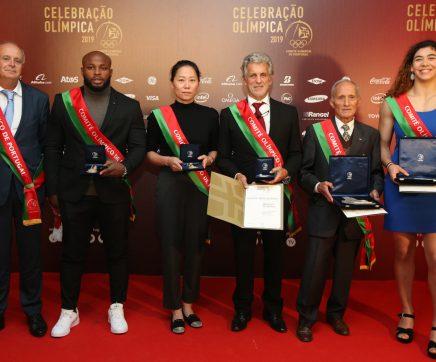 Ribatejanos distinguidos com Prémio Juventude nos prémios do Comité Olímpico Português