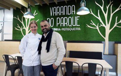 VÍDEO | Cafetaria do CNEMA reabre renovada pela mão de Varanda do Parque