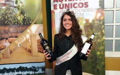 """""""Ser Rainha das Vindimas de Portugal é promover marcos importantes da cultura portuguesa: a vinha e o vinho"""""""