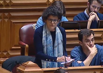 BE questiona Governo sobre fiscalização à qualidade do ar em Alcanena