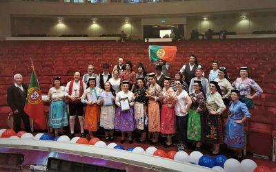 FIFCA Portugal Folk Dance Group distinguido em Festival Internacional na Rússia
