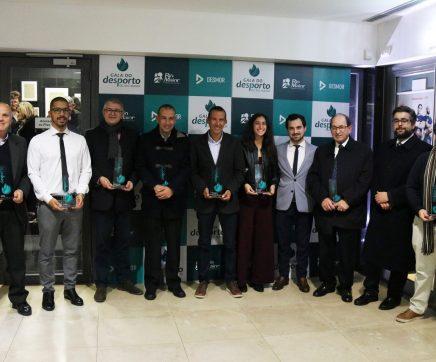 Rio Maior consagrou os melhores do concelho na 2ª Gala do Desporto
