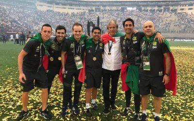 Ribatejanos vencem Taça Libertadores com Jorge Jesus