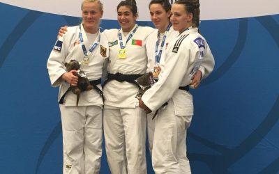 Judoca de Tomar conquista medalha de ouro em Judo no Open da Oceânia