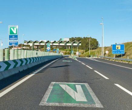 Preços das portagens nas autoestradas não se altera em 2020