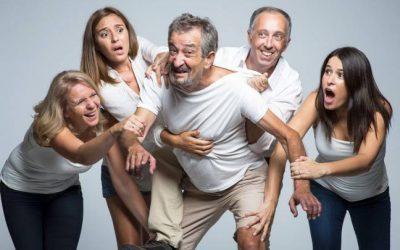 """Carlos Areia traz comédia """"Quero ir prá ilha"""" à Chamusca"""