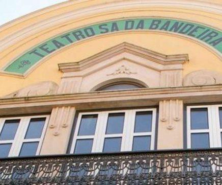Espectáculos no Teatro Sá da Bandeira com horários e datas alteradas devido ao Estado de Emergência