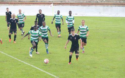 União de Santarém regressa às vitórias frente à equipa Ideal