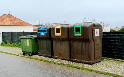 Resitejo coloca 60 conjuntos de ecopontos na cidade de Santarém
