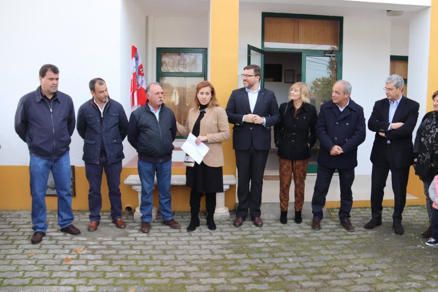 Posto Médico da Póvoa de Santarém inaugurado após obras de requalificação