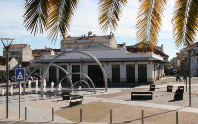 Mercado de Natal no Centro Cultural do Entroncamento