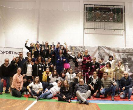 NewStarDance e Escola de Dança Time4Satisfaction com Campeões Regionais