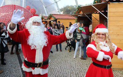 Parada de Natal abrilhanta ruas do Centro Histórico de Santarém