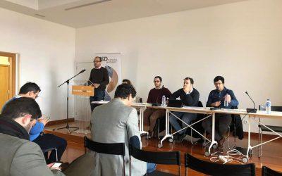 João Pedro Oliveira reeleito presidente da Distrital da JSD