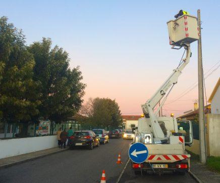 Salvaterra de Magos investe  800 mil euros em iluminação pública LED