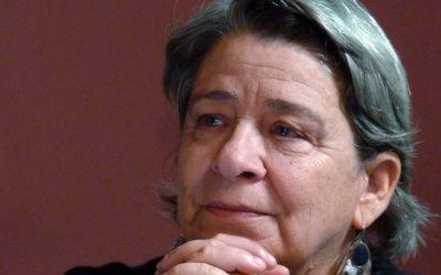 Historiadora Ana Margarida Arruda na segunda conferência do ciclo 'Os Historiadores de Santarém'