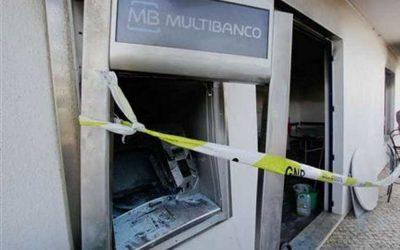 Suspeitos acusados de assaltos a multibancos na região vão a julgamento