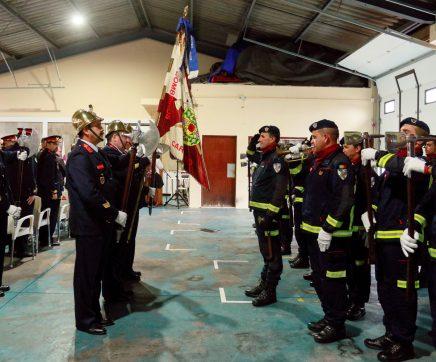 Bombeiros do Cartaxo comemoram 83 anos ao serviço da população