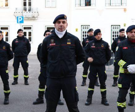 Bombeiros Municipais de Santarém abrem quartel à população