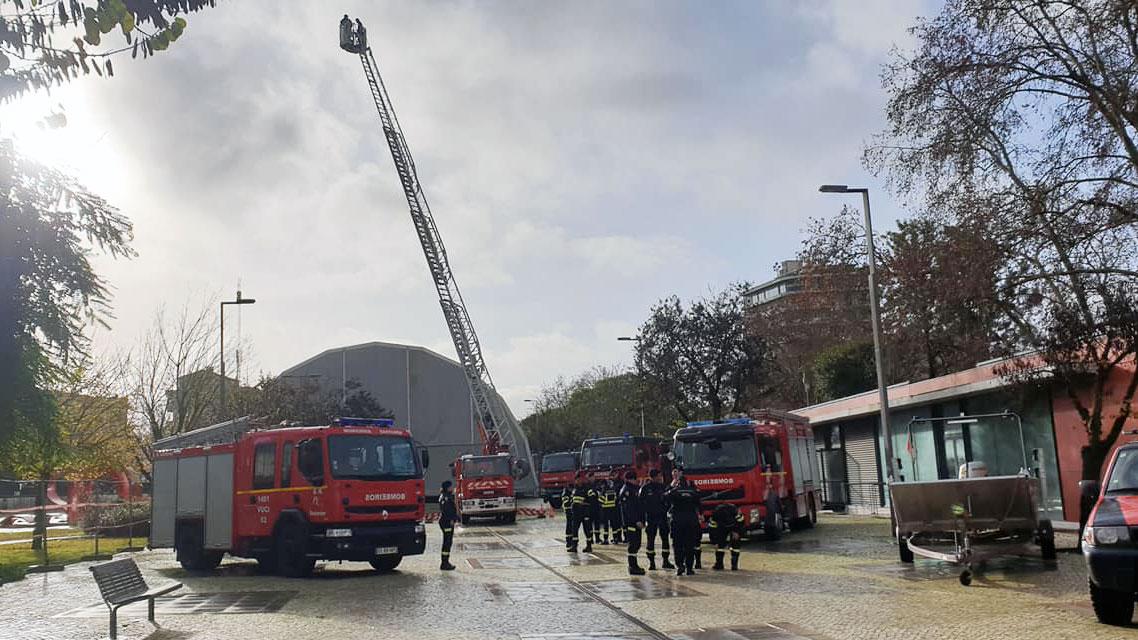 Bombeiros Sapadores deram a conhecer meios à população em Santarém