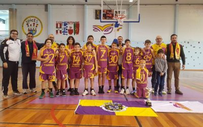 Equipa de sub-14 do Chamusca Basket sagra-se campeã distrital