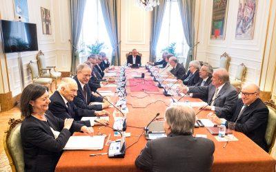 Pedido para ouvir primeiro-ministro no caso de Tancos chegou ao Conselho de Estado