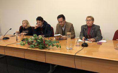 Deputado Porfírio Silva apresenta livro sobre Parlamento dos Jovens no Cartaxo