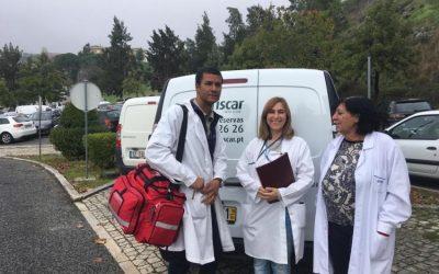 Hospitalização Domiciliária do Centro Hospitalar do Médio Tejo é a primeira do país com certificação